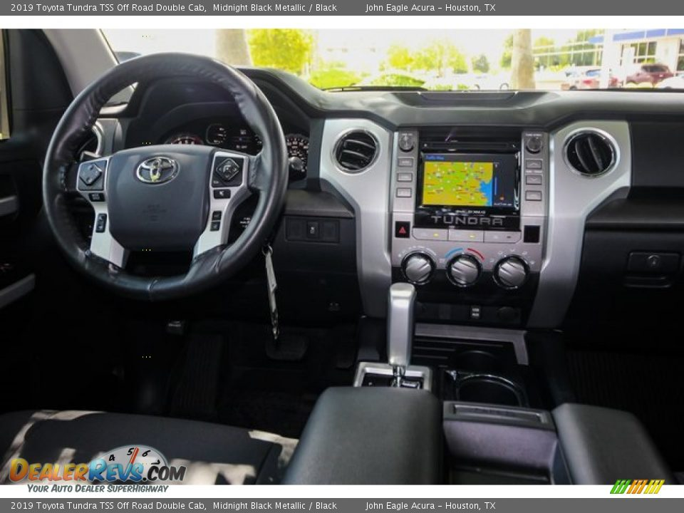 Controls of 2019 Toyota Tundra TSS Off Road Double Cab Photo #27