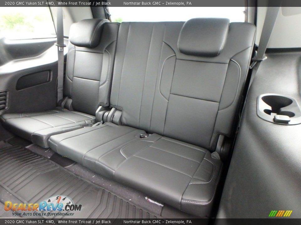 Rear Seat of 2020 GMC Yukon SLT 4WD Photo #14