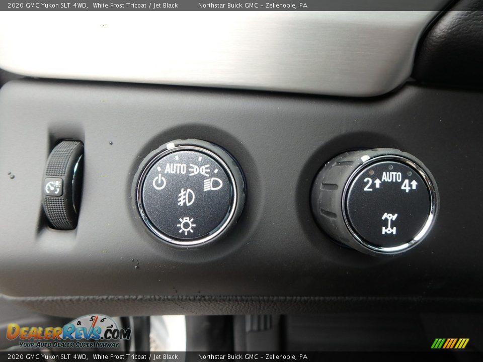 Controls of 2020 GMC Yukon SLT 4WD Photo #17