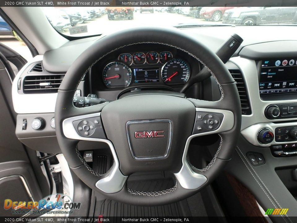 2020 GMC Yukon SLT 4WD Steering Wheel Photo #18