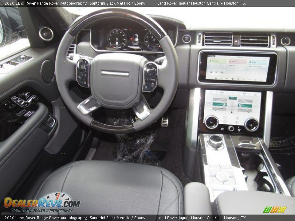 Dashboard of 2020 Land Rover Range Rover Autobiography Photo #14