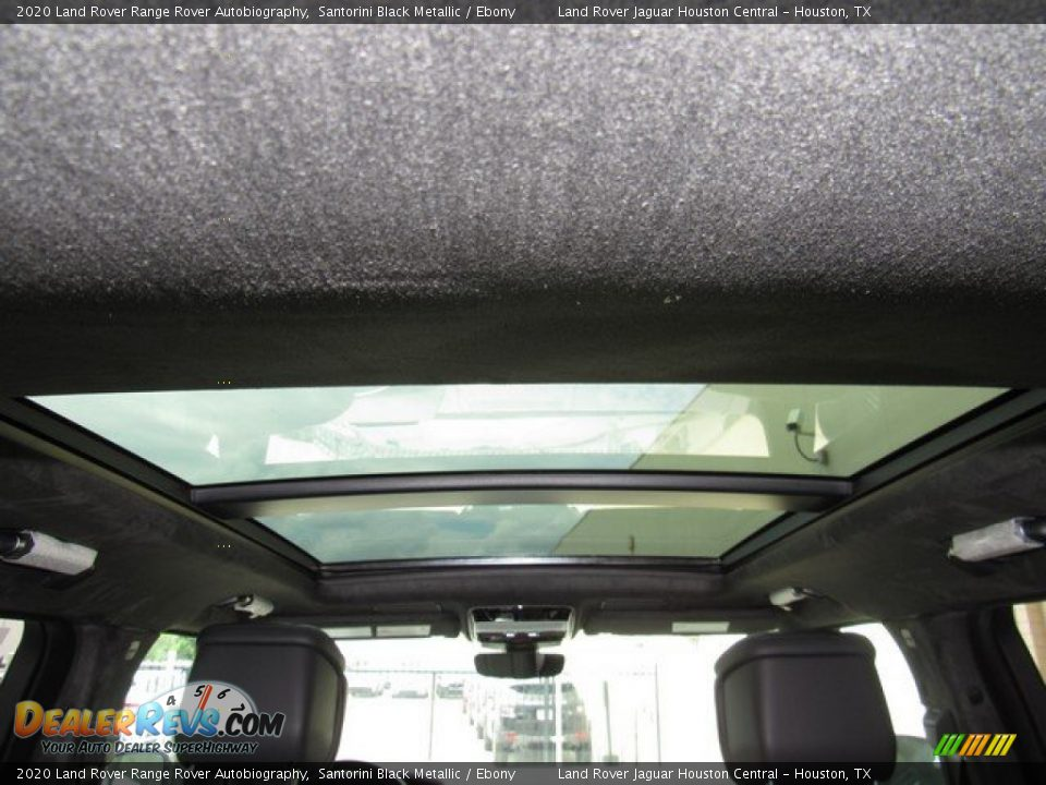 Sunroof of 2020 Land Rover Range Rover Autobiography Photo #18