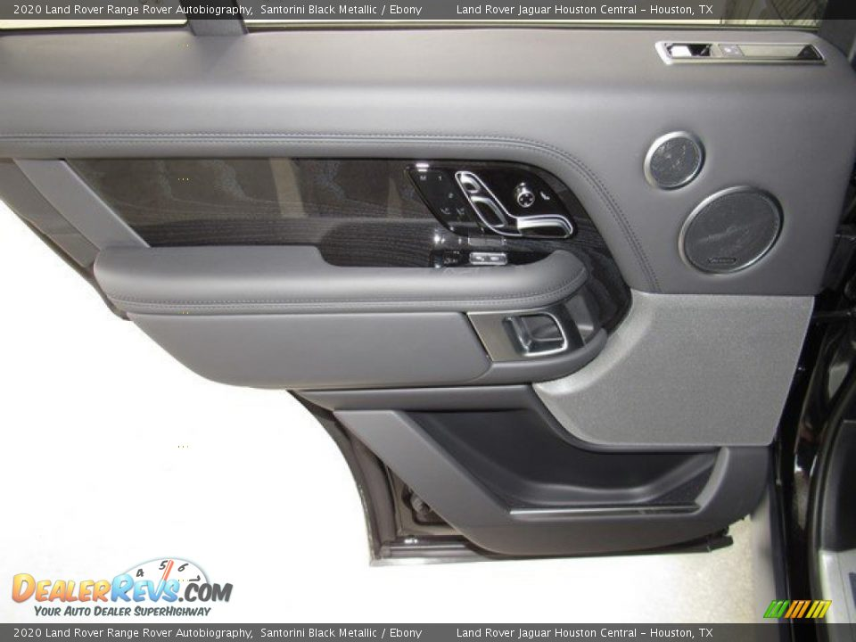 Door Panel of 2020 Land Rover Range Rover Autobiography Photo #25