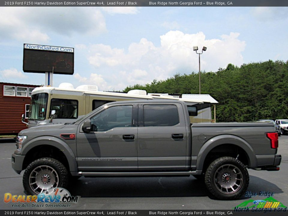 Lead Foot 2019 Ford F150 Harley Davidson Edition SuperCrew 4x4 Photo #2