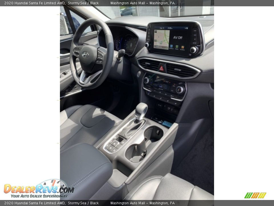 Controls of 2020 Hyundai Santa Fe Limited AWD Photo #30