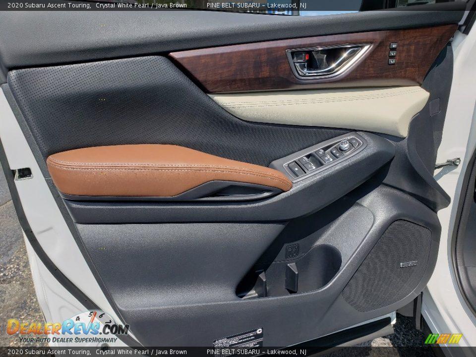 Door Panel of 2020 Subaru Ascent Touring Photo #7