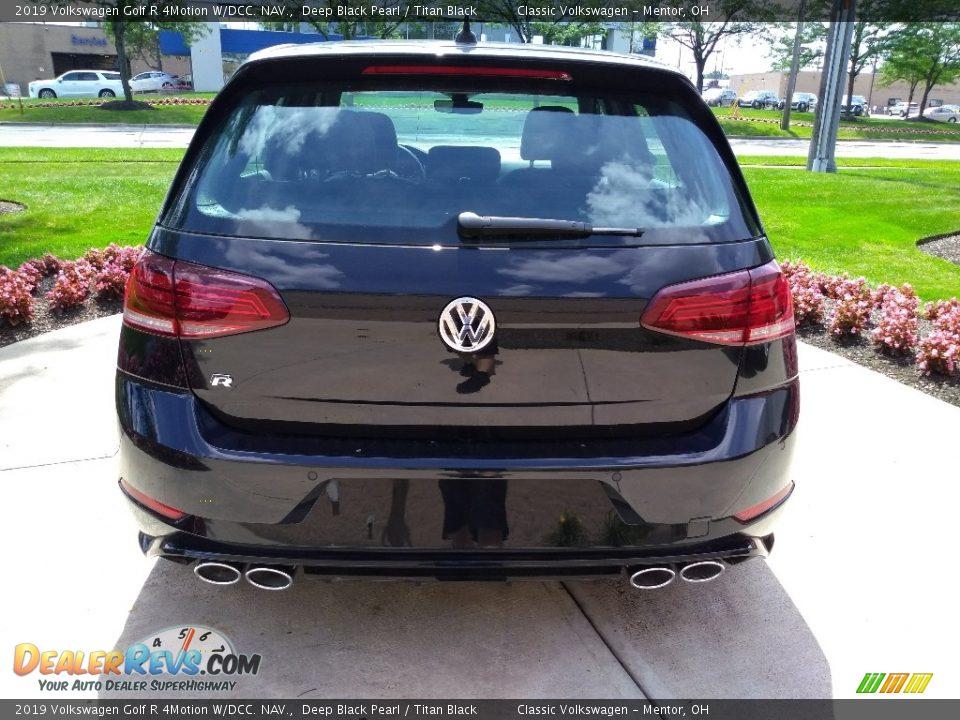 2019 Volkswagen Golf R 4Motion W/DCC. NAV. Logo Photo #5