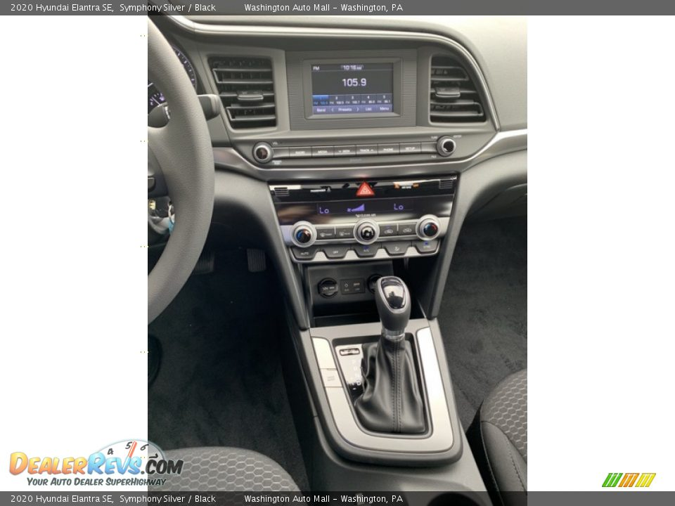 2020 Hyundai Elantra SE Shifter Photo #31