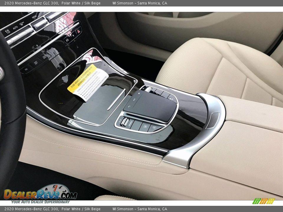 Controls of 2020 Mercedes-Benz GLC 300 Photo #7
