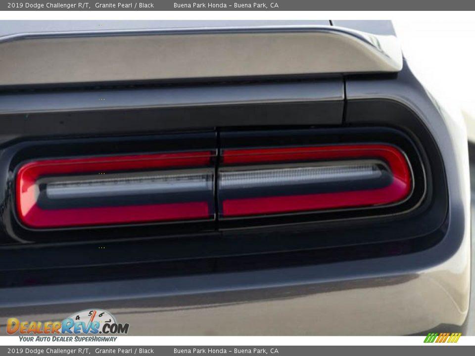 2019 Dodge Challenger R/T Granite Pearl / Black Photo #13