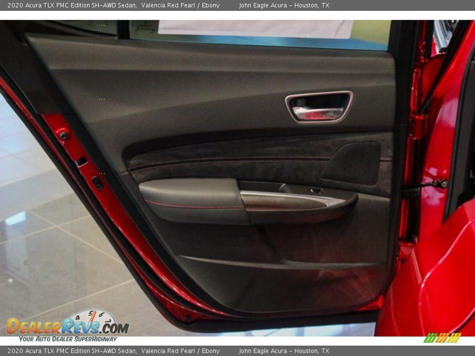 Door Panel of 2020 Acura TLX PMC Edition SH-AWD Sedan Photo #19
