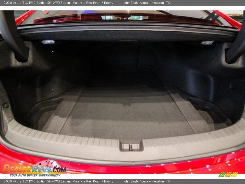 2020 Acura TLX PMC Edition SH-AWD Sedan Trunk Photo #21