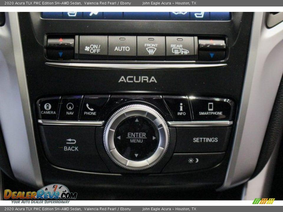 Controls of 2020 Acura TLX PMC Edition SH-AWD Sedan Photo #30