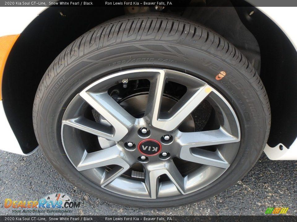 2020 Kia Soul GT-Line Wheel Photo #10