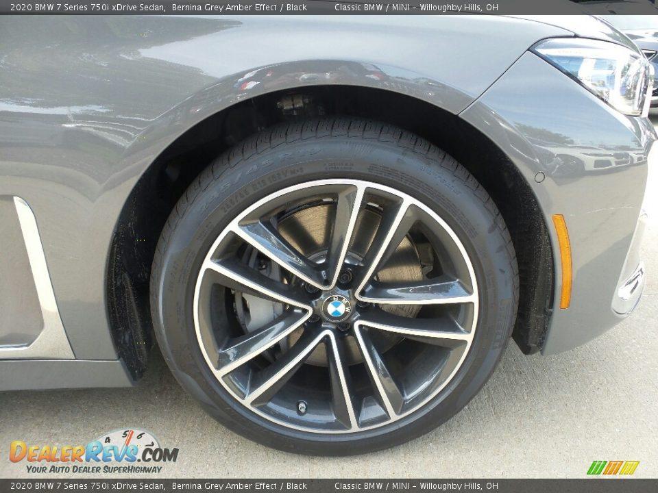 2020 BMW 7 Series 750i xDrive Sedan Wheel Photo #2