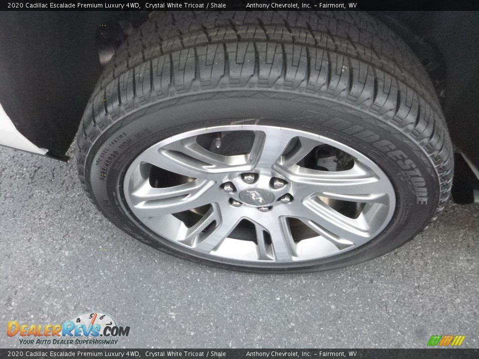 2020 Cadillac Escalade Premium Luxury 4WD Wheel Photo #7