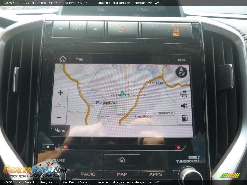 Navigation of 2020 Subaru Ascent Limited Photo #18