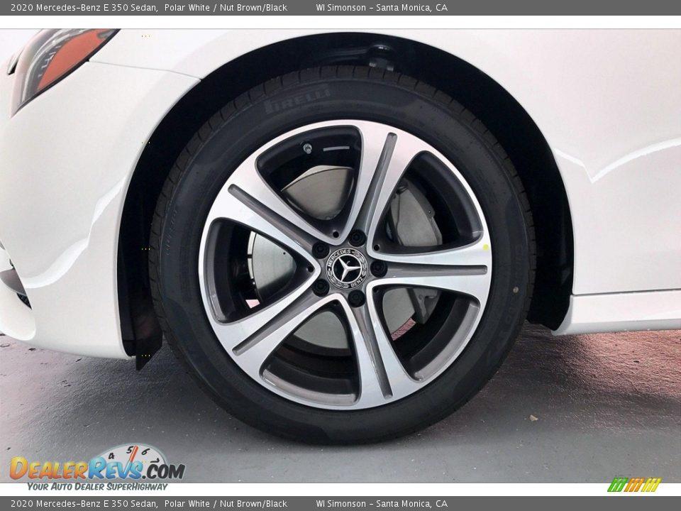 2020 Mercedes-Benz E 350 Sedan Wheel Photo #9
