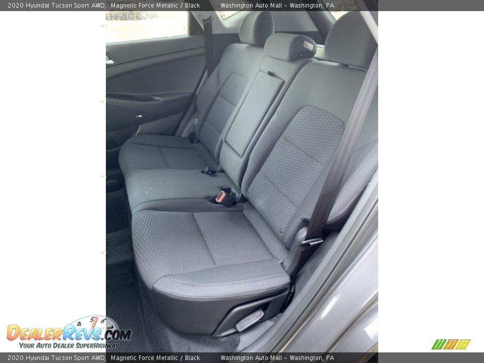 2020 Hyundai Tucson Sport AWD Magnetic Force Metallic / Black Photo #19