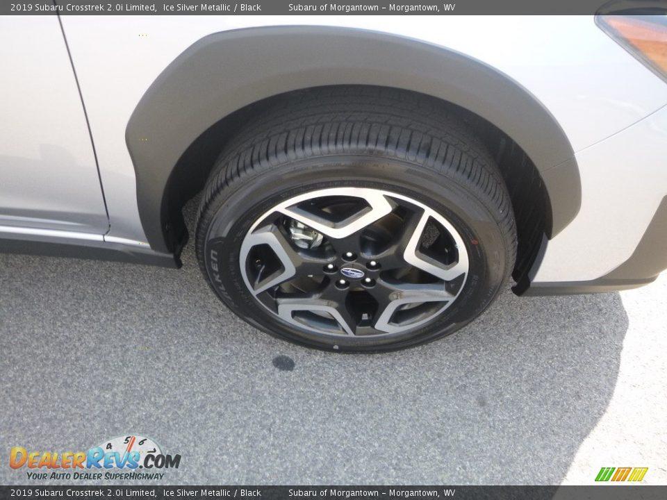 2019 Subaru Crosstrek 2.0i Limited Ice Silver Metallic / Black Photo #2