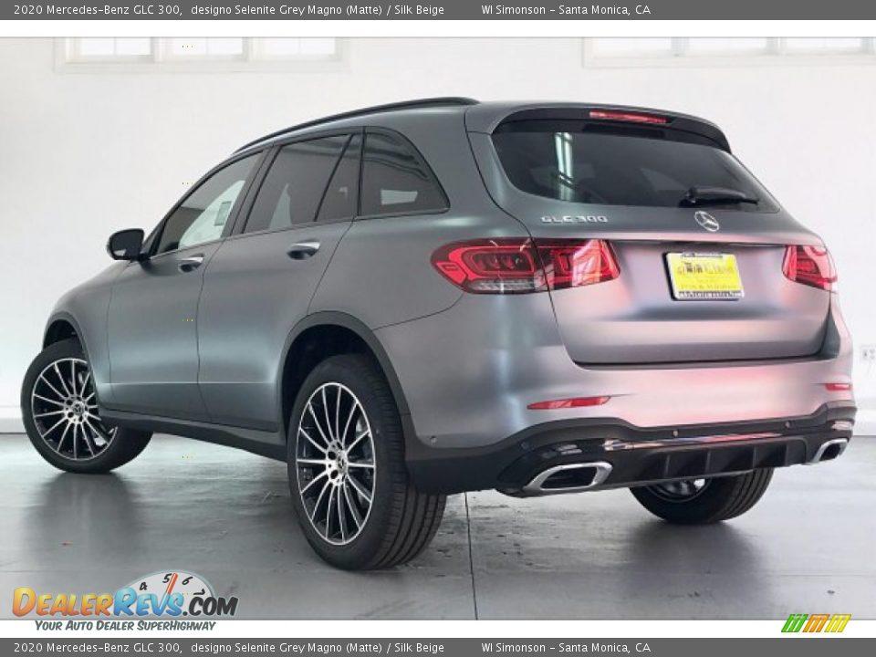 designo Selenite Grey Magno (Matte) 2020 Mercedes-Benz GLC 300 Photo #2