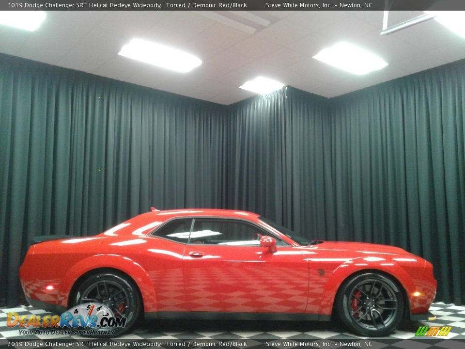 Torred 2019 Dodge Challenger SRT Hellcat Redeye Widebody Photo #5
