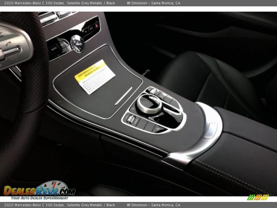 Controls of 2020 Mercedes-Benz C 300 Sedan Photo #7