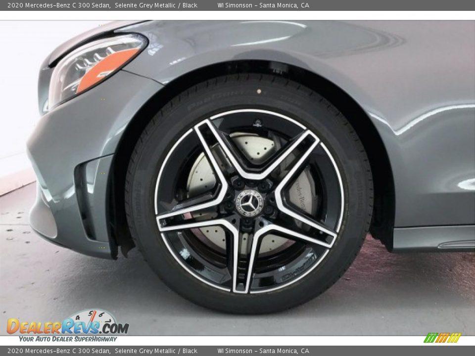 2020 Mercedes-Benz C 300 Sedan Wheel Photo #9