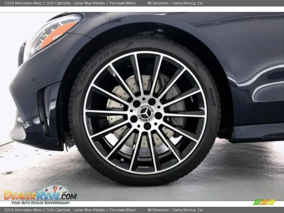 2020 Mercedes-Benz C 300 Cabriolet Wheel Photo #9