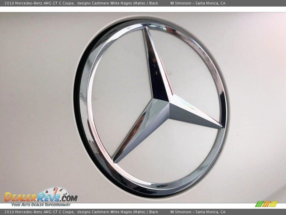 2019 Mercedes-Benz AMG GT C Coupe Logo Photo #7