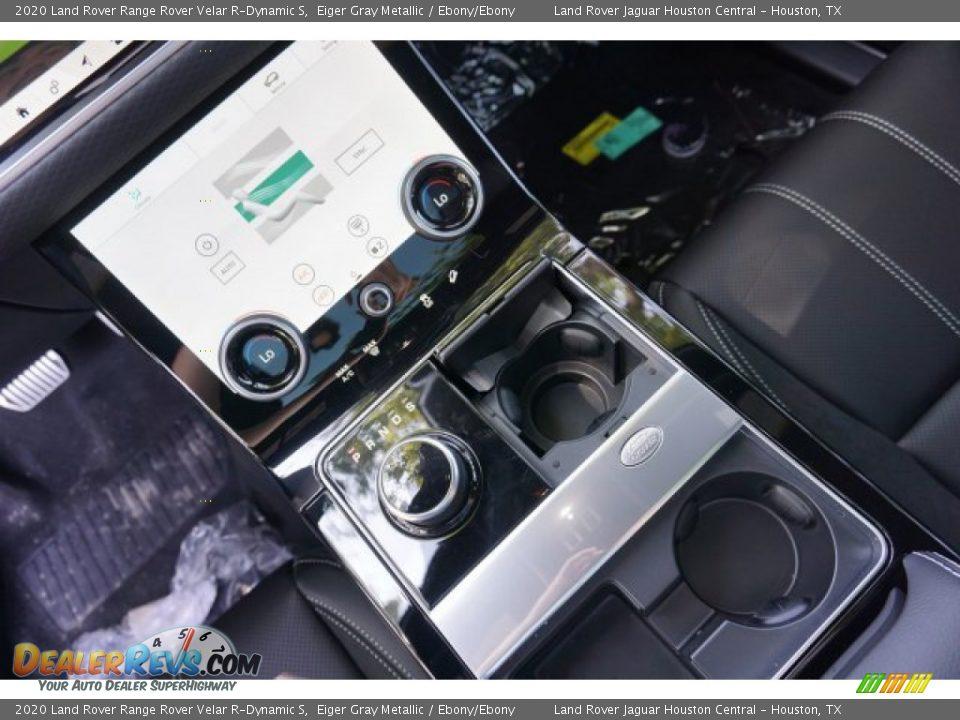 Controls of 2020 Land Rover Range Rover Velar R-Dynamic S Photo #15