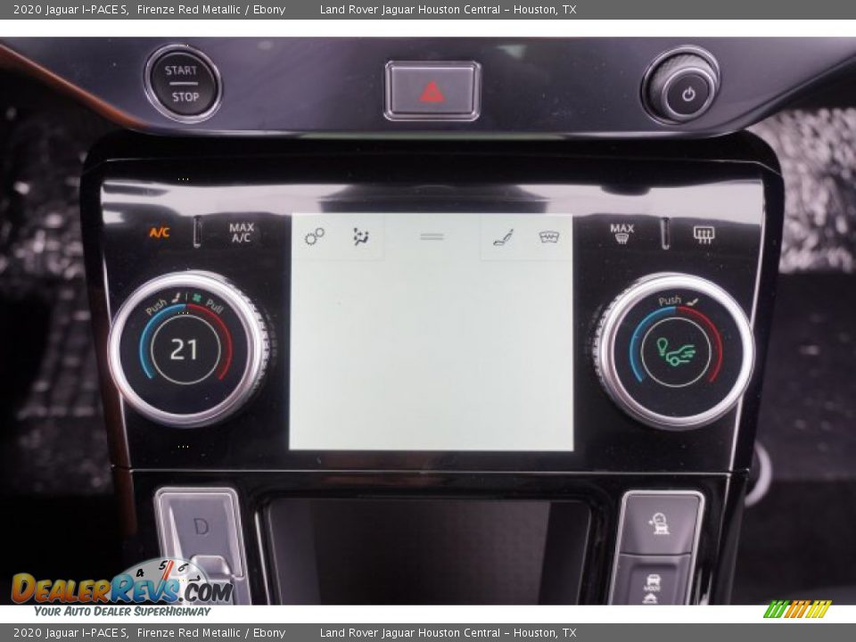 Controls of 2020 Jaguar I-PACE S Photo #17