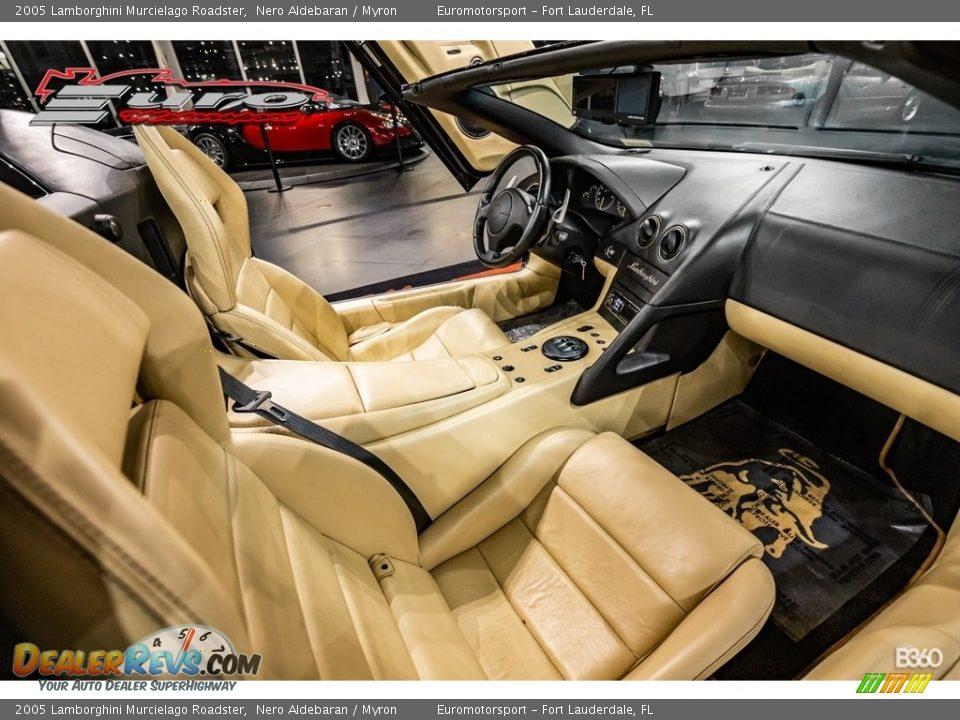 2005 Lamborghini Murcielago Roadster Nero Aldebaran / Myron Photo #24