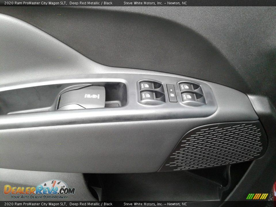 Door Panel of 2020 Ram ProMaster City Wagon SLT Photo #9
