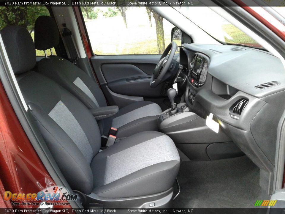 Front Seat of 2020 Ram ProMaster City Wagon SLT Photo #14