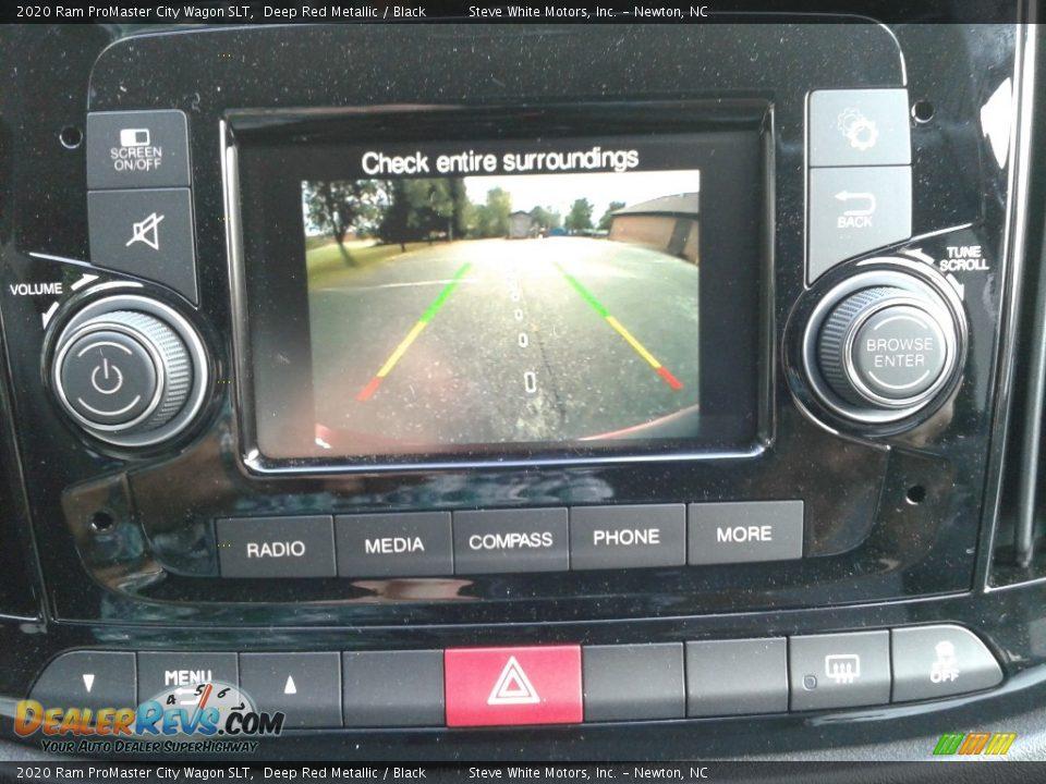 Controls of 2020 Ram ProMaster City Wagon SLT Photo #21