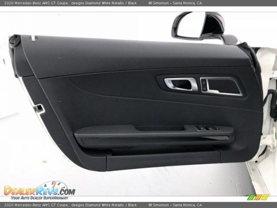 Door Panel of 2020 Mercedes-Benz AMG GT Coupe Photo #23