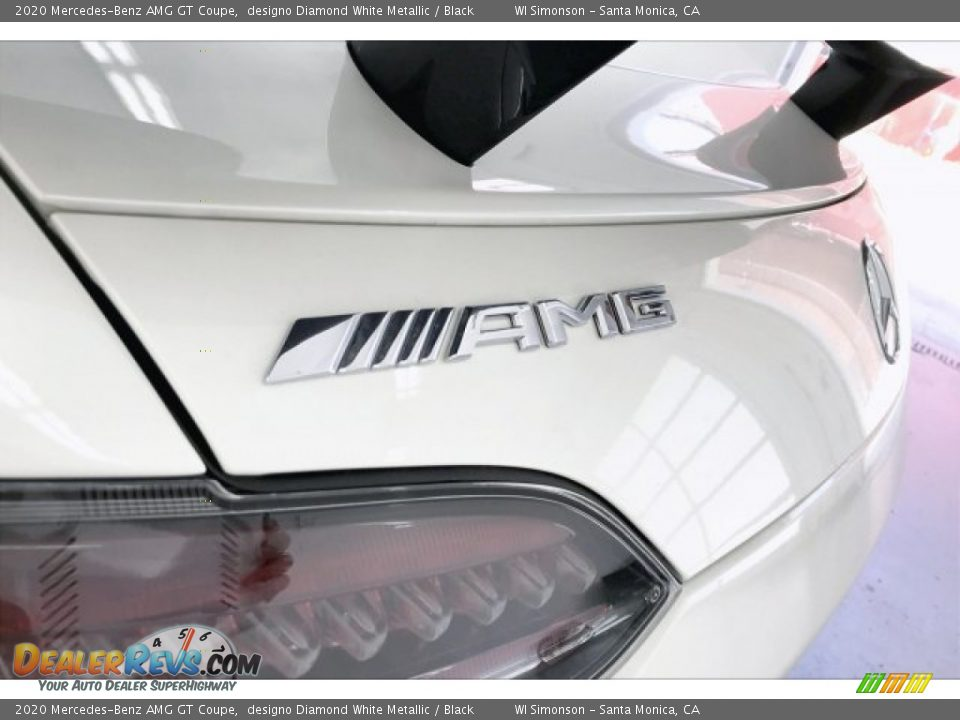 2020 Mercedes-Benz AMG GT Coupe Logo Photo #25
