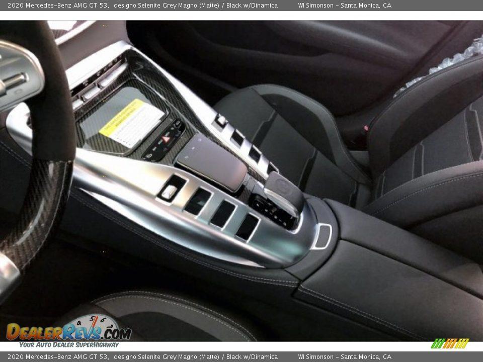 Controls of 2020 Mercedes-Benz AMG GT 53 Photo #23