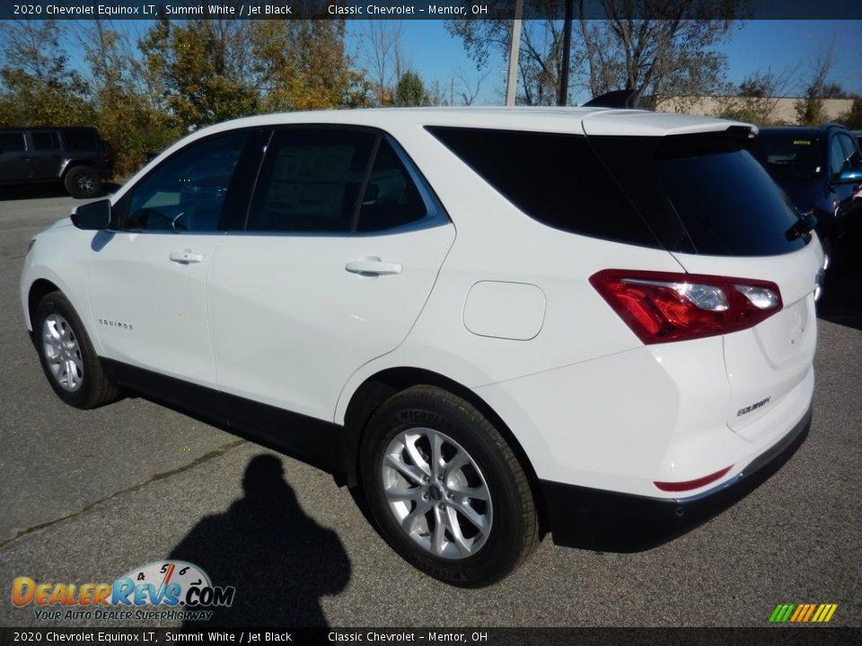 2020 Chevrolet Equinox LT Summit White / Jet Black Photo #5