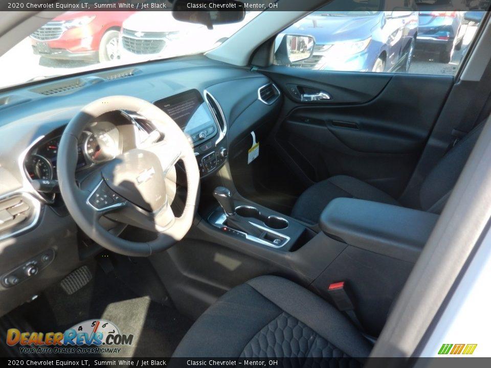 2020 Chevrolet Equinox LT Summit White / Jet Black Photo #6