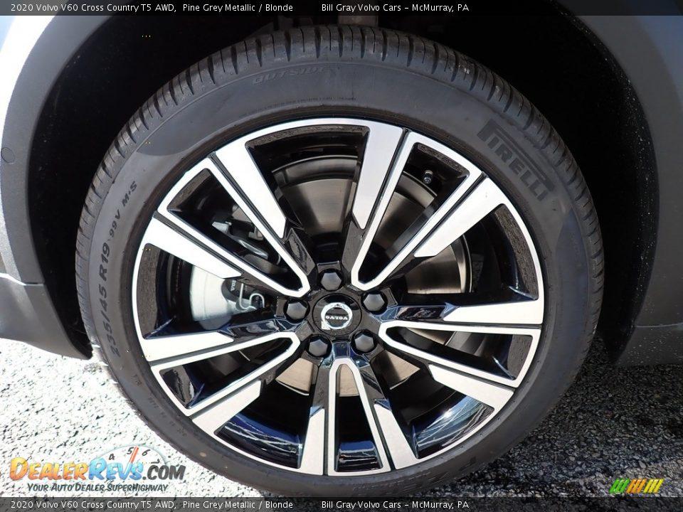 2020 Volvo V60 Cross Country T5 AWD Wheel Photo #6
