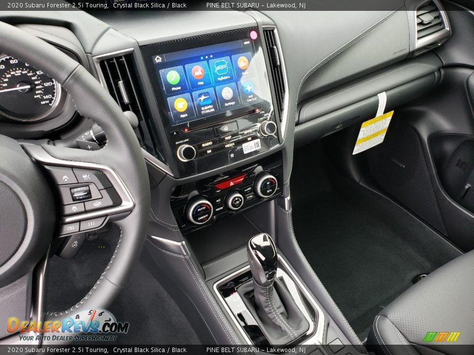 Controls of 2020 Subaru Forester 2.5i Touring Photo #10
