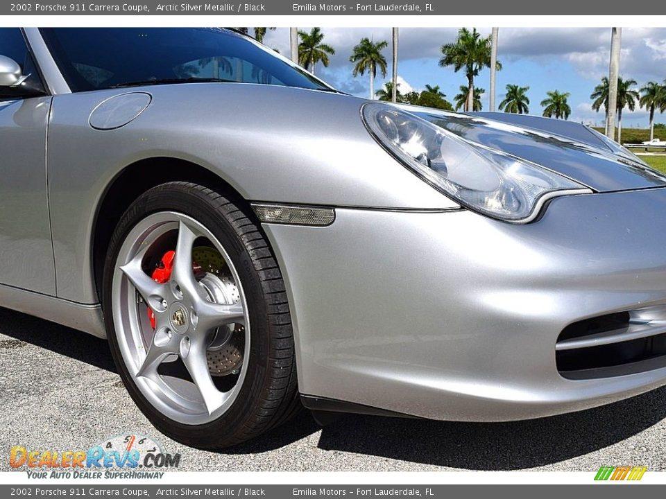 2002 Porsche 911 Carrera Coupe Wheel Photo #21