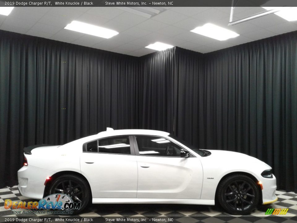 2019 Dodge Charger R/T White Knuckle / Black Photo #5