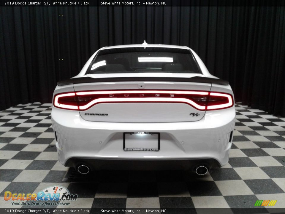 2019 Dodge Charger R/T White Knuckle / Black Photo #7