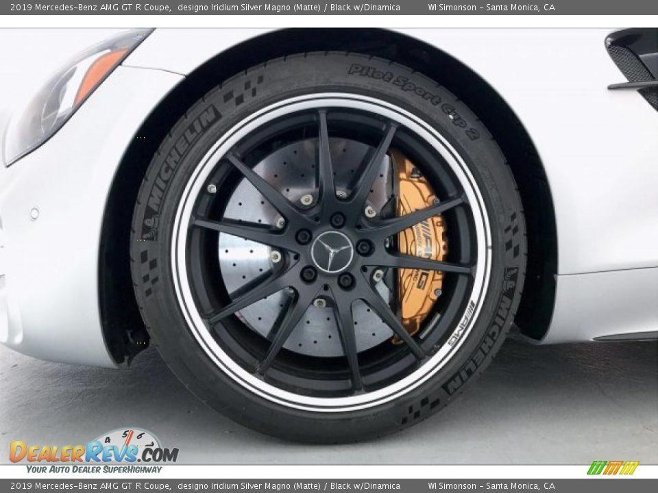 2019 Mercedes-Benz AMG GT R Coupe Wheel Photo #7