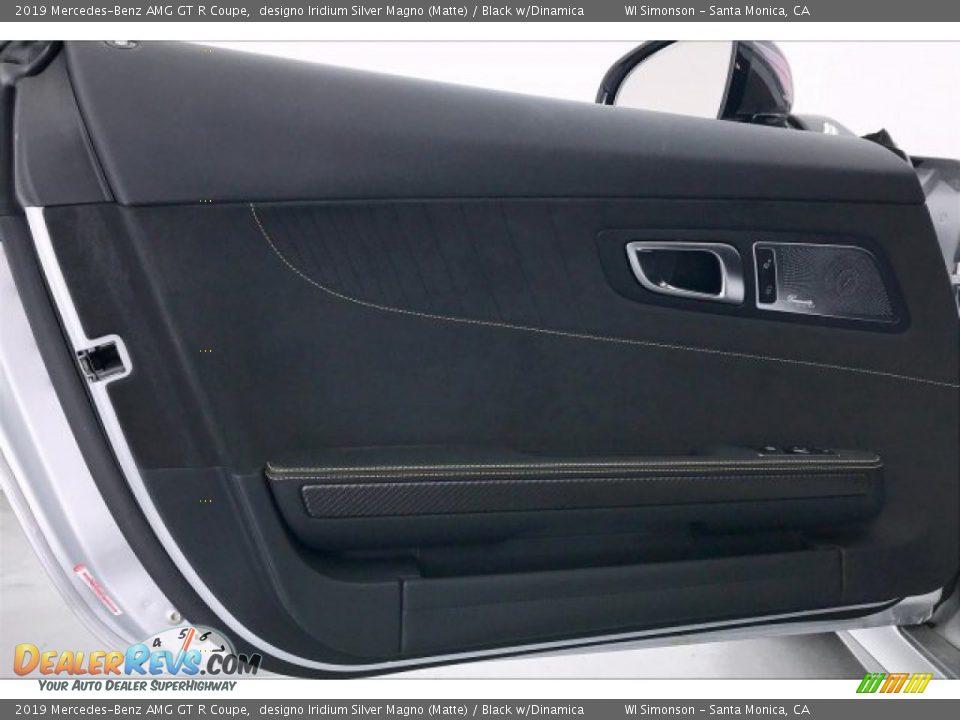 Door Panel of 2019 Mercedes-Benz AMG GT R Coupe Photo #20