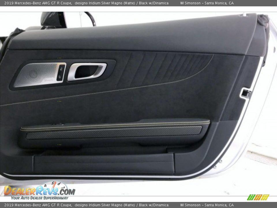 Door Panel of 2019 Mercedes-Benz AMG GT R Coupe Photo #24