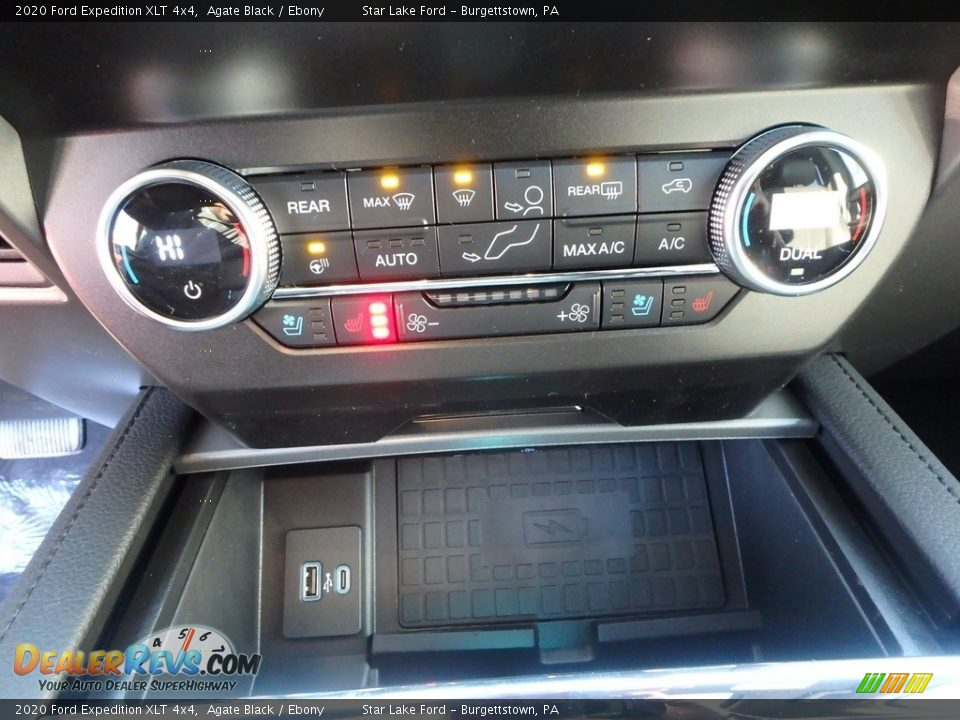 Controls of 2020 Ford Expedition XLT 4x4 Photo #17